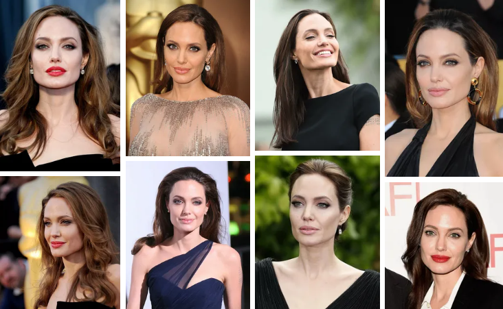Angelina Jolie: Plastic (Cosmetic) Surgery