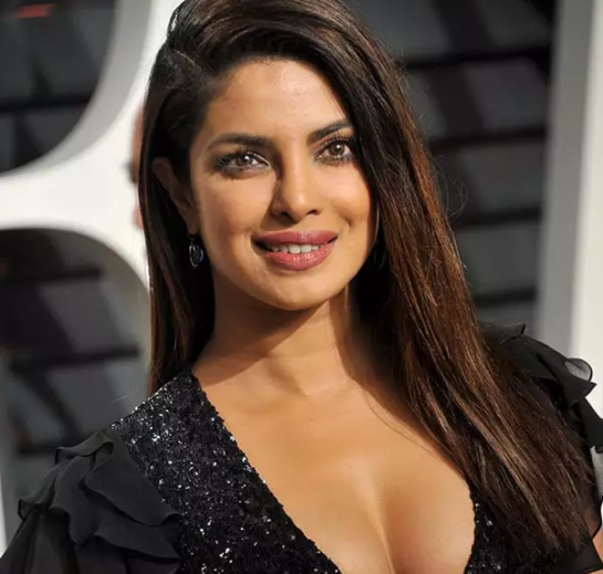 Priyanka Chopra, Then and Now