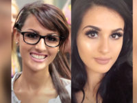 Sssniperwolf | Before and After