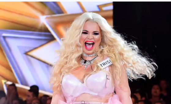 Trisha Paytas | Before and After
